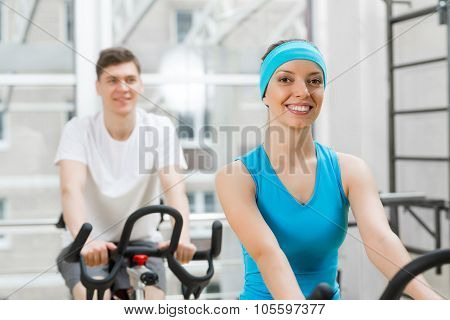 Cycling workout