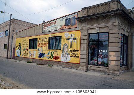 La Villita Mural