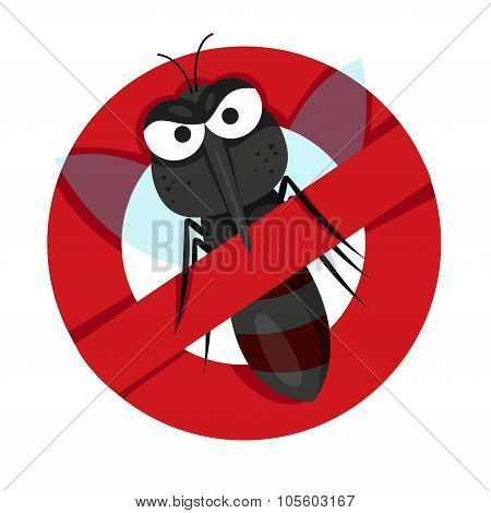Illustration of Anti Mosquitoes