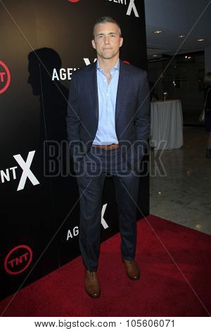 LOS ANGELES - OCT 20:  Jeff Hephner at the TNT's