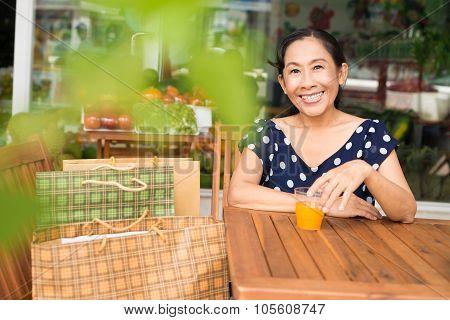 Attractive Senior Lady