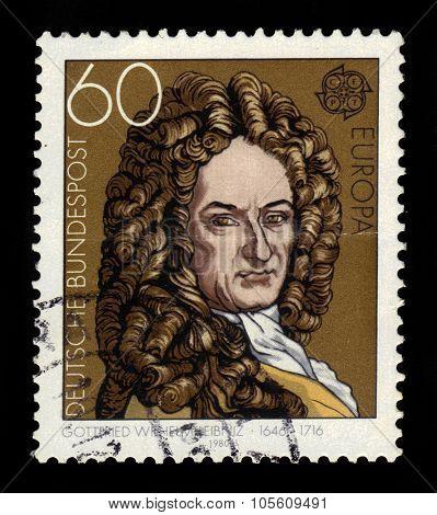 Gottfried Wilhelm Leibniz, Was German Polymath And Philosopher