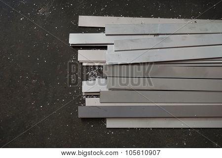 Metal Slat