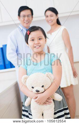 Cute Patient