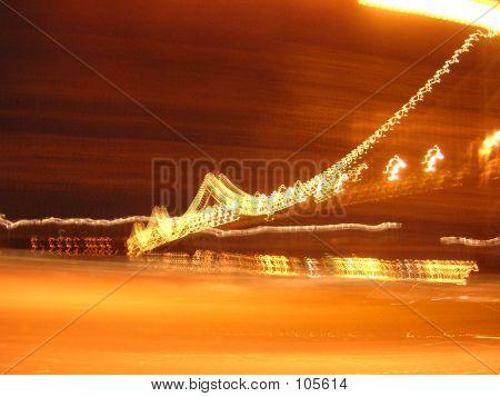 Bridge On Fire