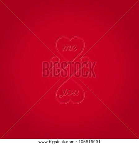 Infinite love symbol