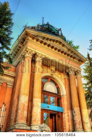 Sala Cu Orga (organ Hall) In Chisinau - Moldova