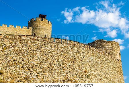 Walls Of The Skopje Fortress - Macedonia