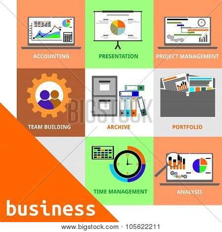 Vector - Business Concept