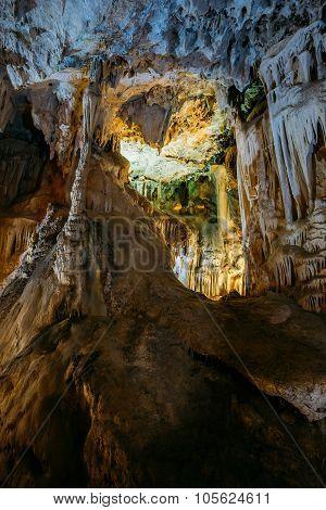 Cuevas de Nerja  - Caves of Nerja in Spain. Nature landmark and