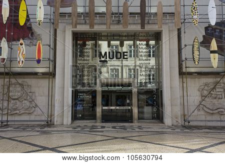 Mude Museum of Fashion and design