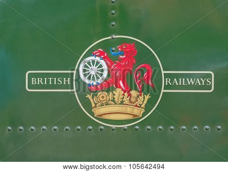 British Railways Insignia