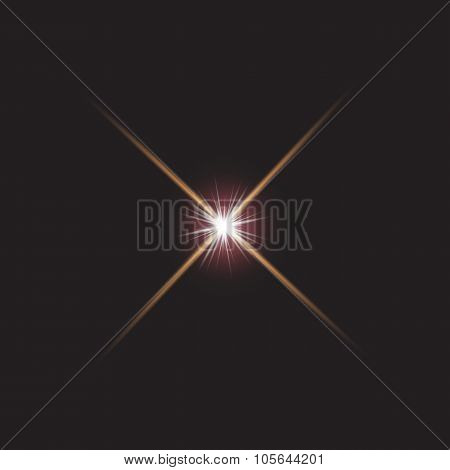lens flares star lights