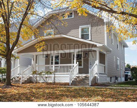 Duplex House