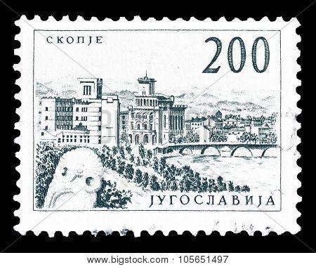 Skopje 1958