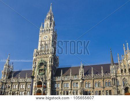 Neues Rathaus, in Munich