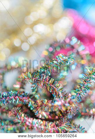Christmas Artificial Fir Branch Decoration