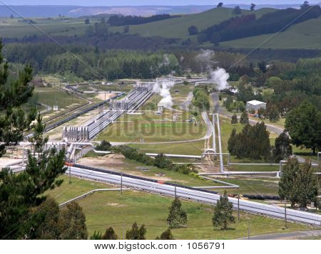 Wairakei Thermal Power Plant