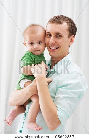 Father And His Son
