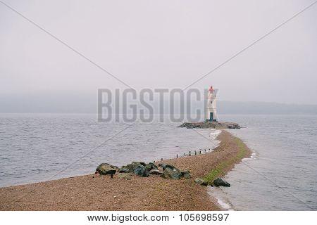 Tokarevskiy Lighthouse