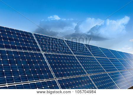 Innovative Technological Installation Of Solar Panels