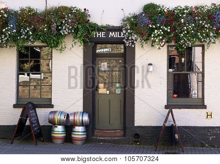 The Mill Pub, Cambridge, England
