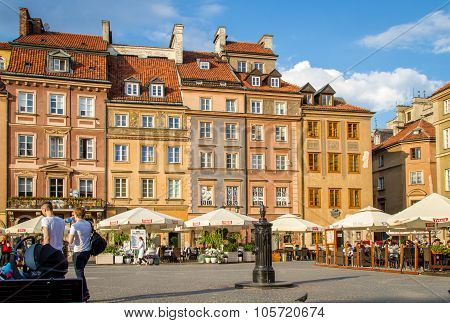 Stare Miasto, Market Square