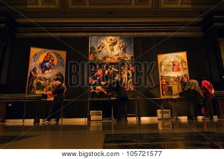 Transfiguration (raphael)