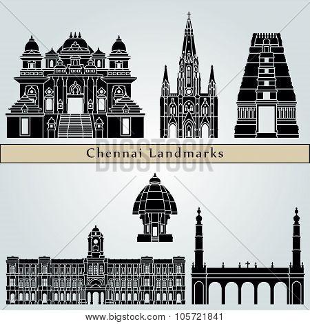 Chennai Landmarks