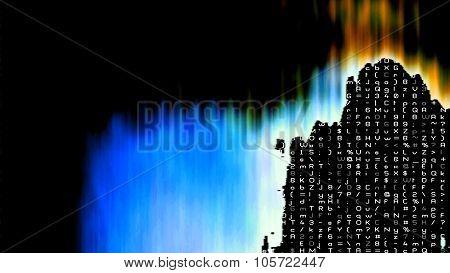 Futuristic Technology Screen 10559