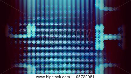 Futuristic Technology Screen 10550