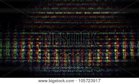 Futuristic Technology Screen 10552