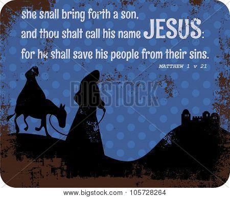 Christmas Story Sign