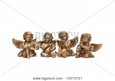 Bronze Angels