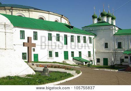 St. John The Baptist Orthodox Monastery In Kazan
