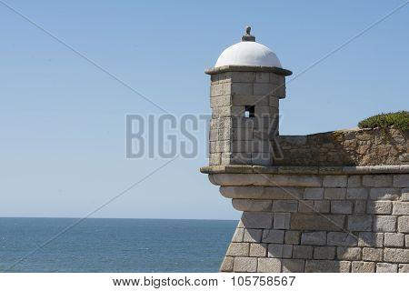 Europe Portugal Porto Fort Castelo Sap Francisco Xavier