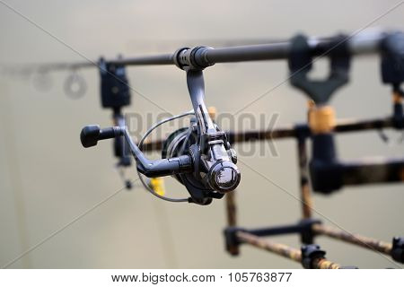 Fishing Reel And Rods