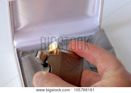 Lighter The Gas Gift
