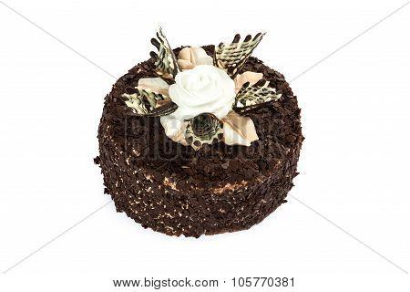 Delicious cake