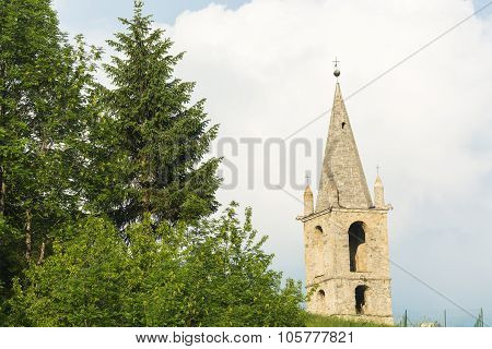 Pietraporzio (cuneo, Italy)