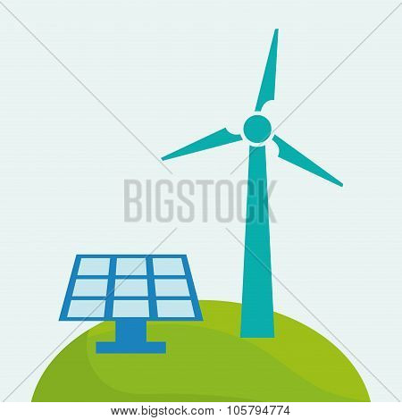 Green ecology energy