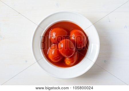 Tomatoes In Juice