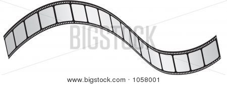 Wavy Film Strip