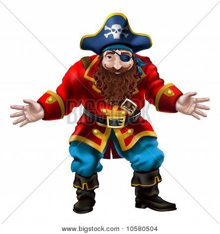 Pirate, The Jolly Sailor