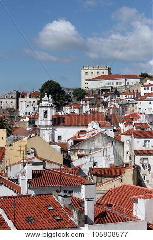 Europe Portugal Lisbon Alfama Fado