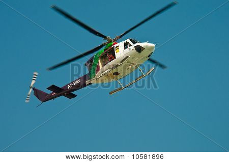Safety Helicopter