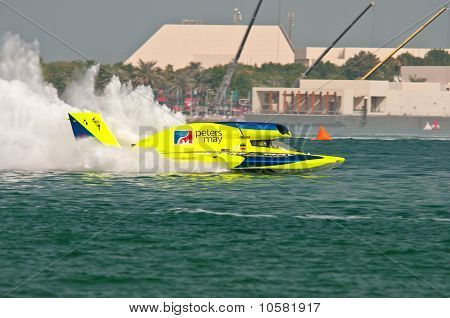 Oryx Cup H1 World Championship Boat Racing