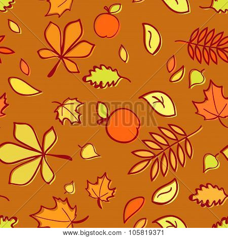 Autumn Texture Background