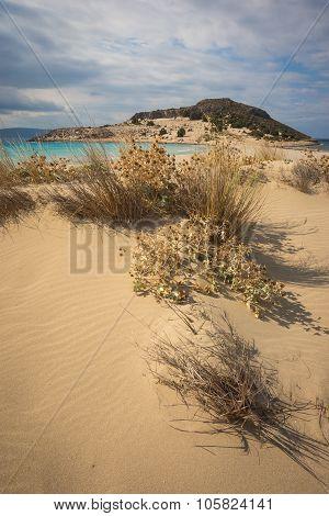 Seashore, Simos Beach, Elafonisos, Greece