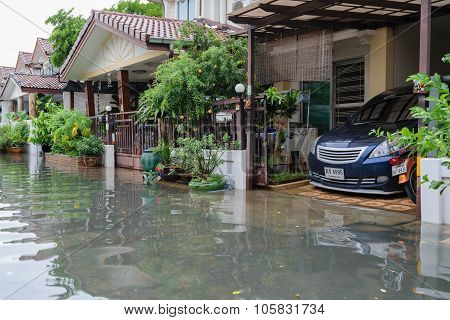 Water Flood Village